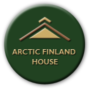 Artic Finland House Logo